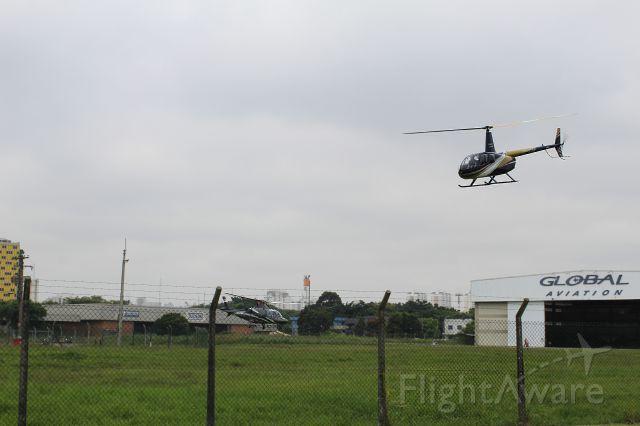 Robinson R-44 (PP-WFM)