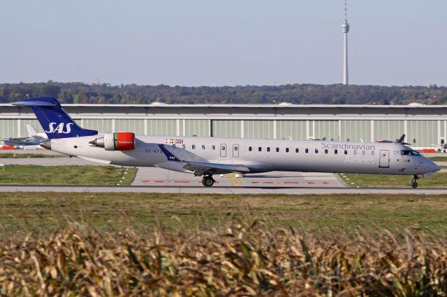 Canadair Regional Jet CRJ-900 (OY-KFB)