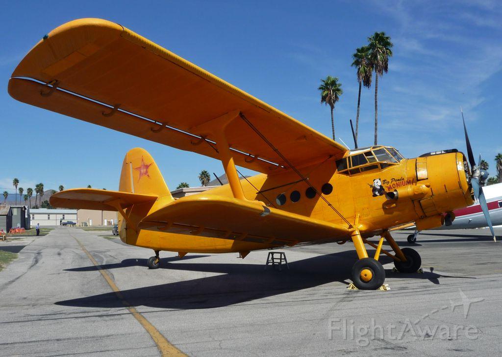 Antonov An-2 (N2AN)