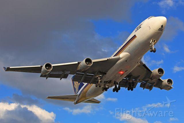 Boeing 747-400 (9V-SFP) - 03/07/2010.