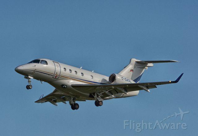 Embraer Legacy 450 (C-GASL)