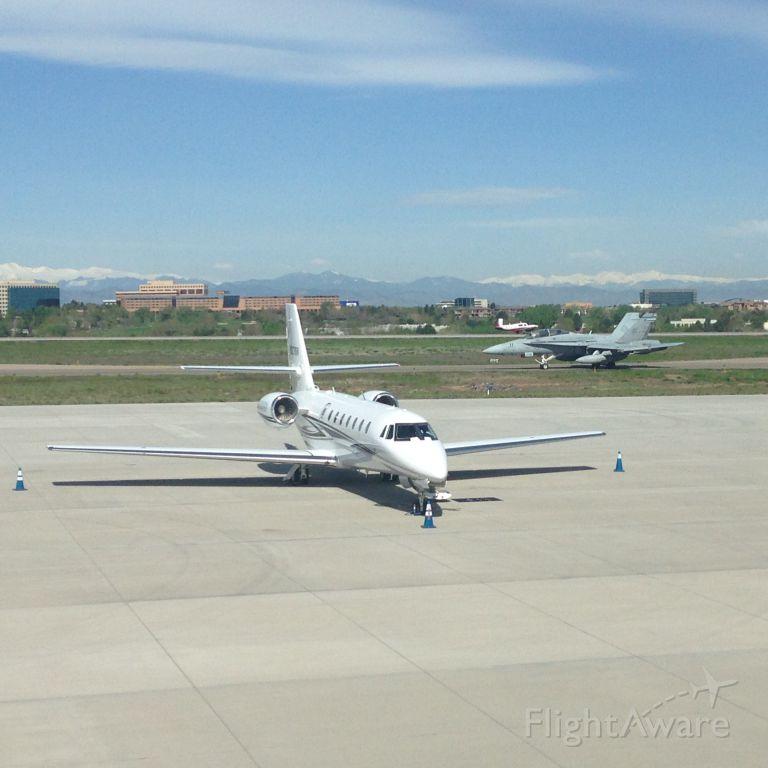 — — - Citation Sovereign, FA-18 Hornet and Piper Mooney