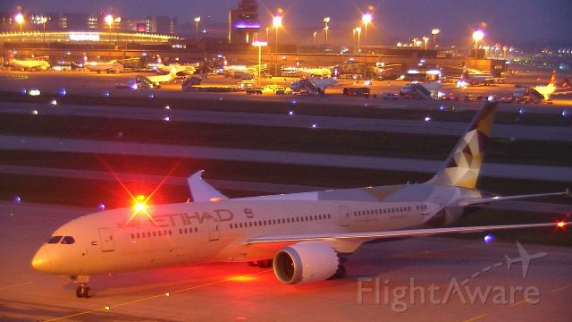 Boeing 787-9 Dreamliner (A6-BLY)