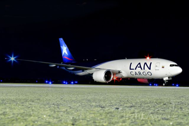 Boeing 777-200 (LCO1721)