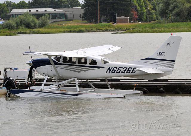 Cessna 206 Stationair (N65366)