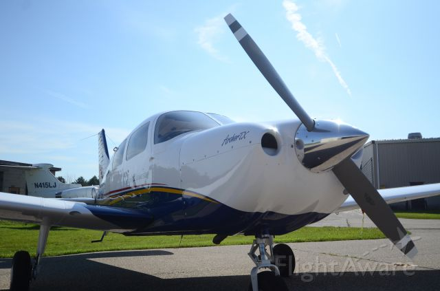 Piper Cherokee Arrow (N27AU) - Delivery of 2014 Piper Archer to Andrews University - Aviation. June 2014
