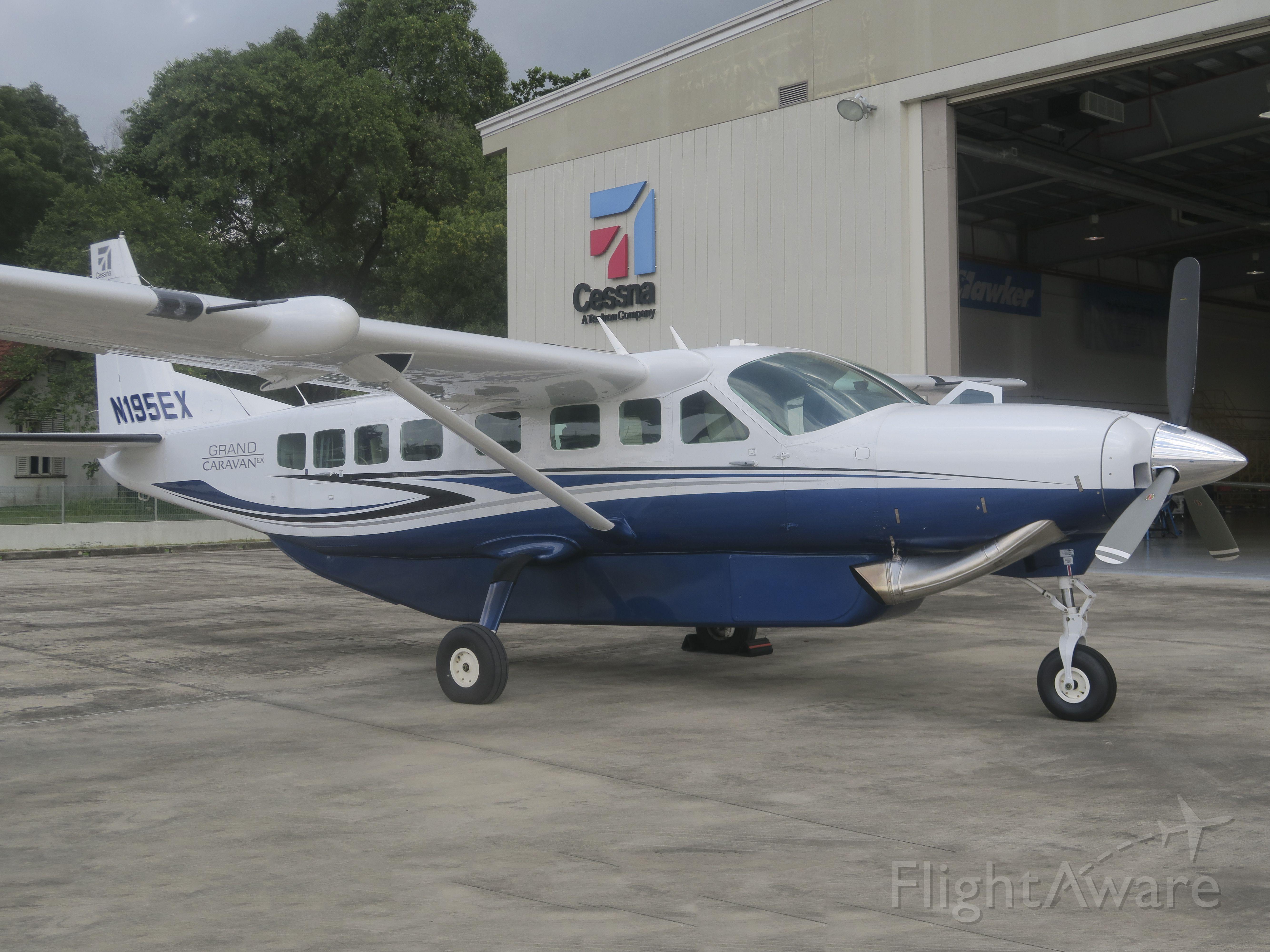 Cessna Caravan (N195EX) - 4 January 2016