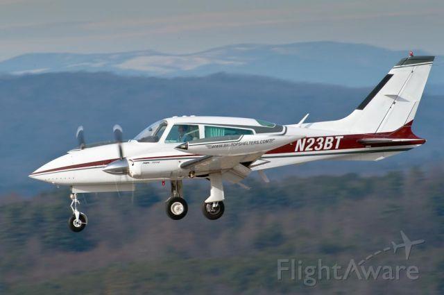 Cessna 310 (N23BT) - 12\30\09