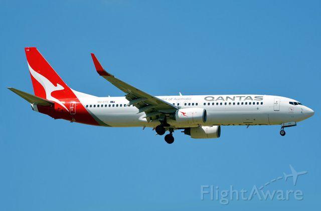 Boeing 737-800 (VH-VYE)
