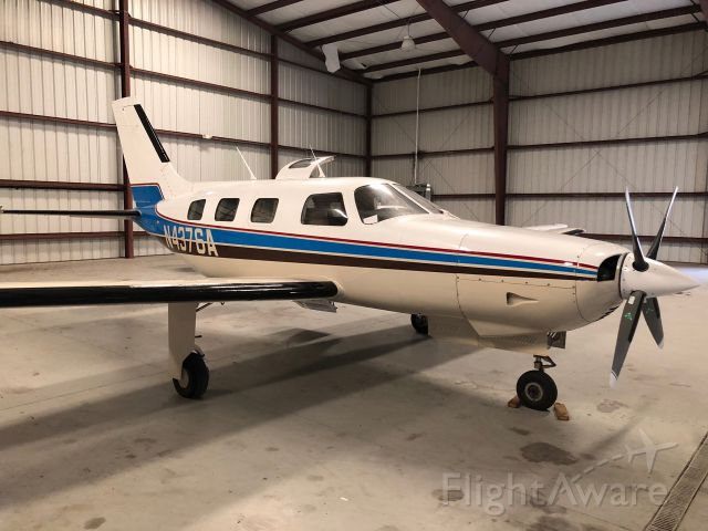 Piper Malibu Mirage (N4376A) - 1985 PA46-310P upgraded to 4 blade prop and Continental TSIO-550C 350HP