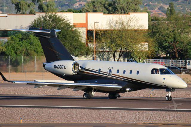 Embraer Legacy 450 (N408FX)
