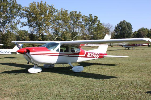 Cessna Cardinal (N35100) - Hales Landing Flyin