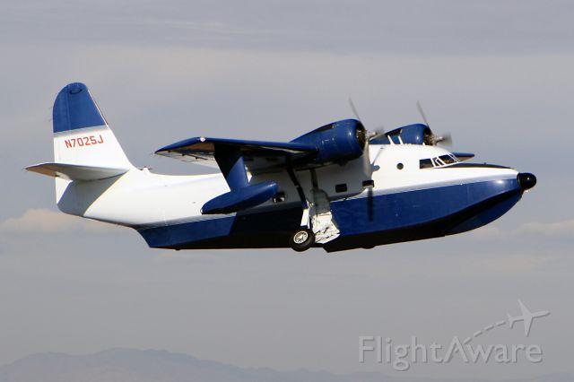 Grumman HU-16 Albatross (N7025J)