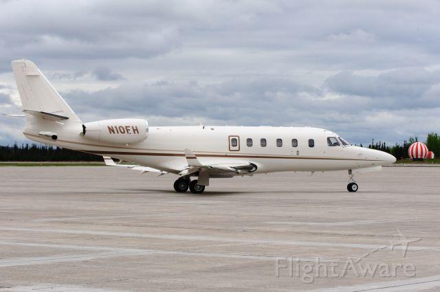IAI Gulfstream G100 (N10FH)