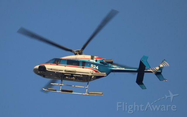 Bell 427 (VH-TOR)