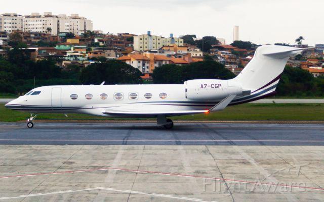 Gulfstream Aerospace Gulfstream G-7 (A7-CGP)