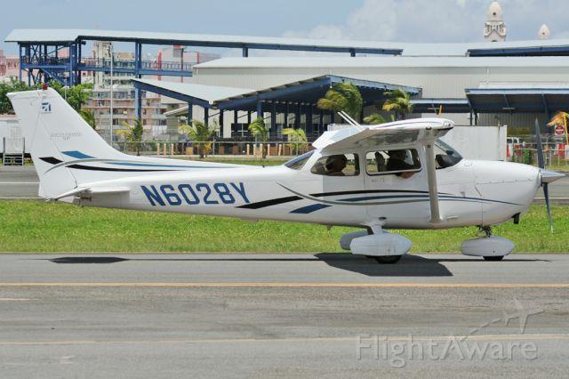 Cessna Skyhawk (N6028Y) - Félix Bahamonde - PR Planespotters