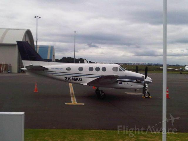 Beechcraft King Air 90 (ZK-MKG)