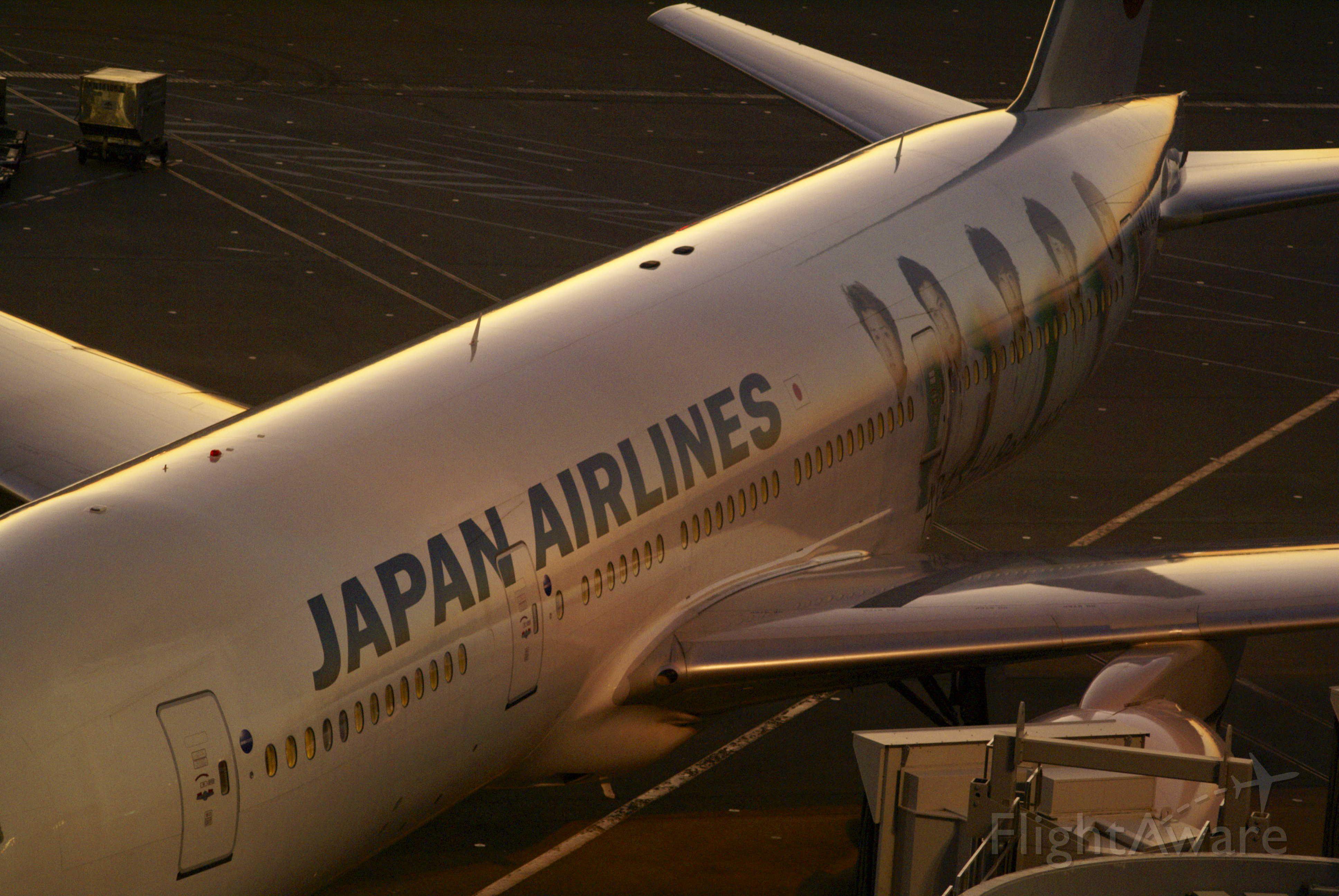 Boeing 777-200 (JA772J)