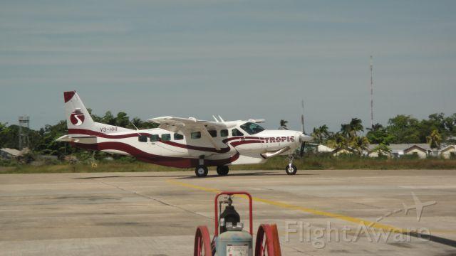 Cessna Caravan (V3-HHI)