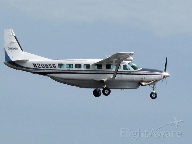 Cessna Caravan (N208SG) - Nantucket shuttle.