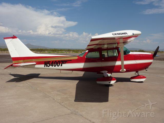 Cessna Skyhawk (N54007) - Lovely plane