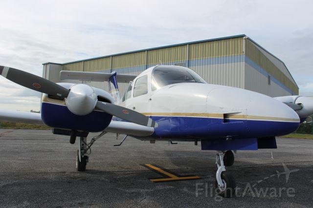 Beechcraft Duchess (N776JH)