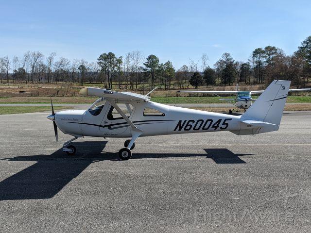 Cessna Skycatcher (N60045)