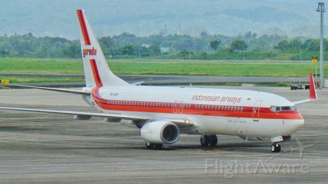 Boeing 737-800 (PK-GFN)