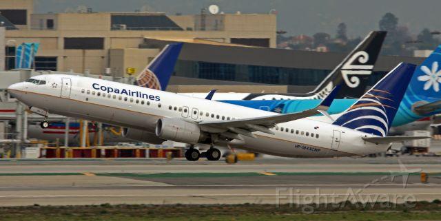 Boeing 737-800 (HP1843CMP)