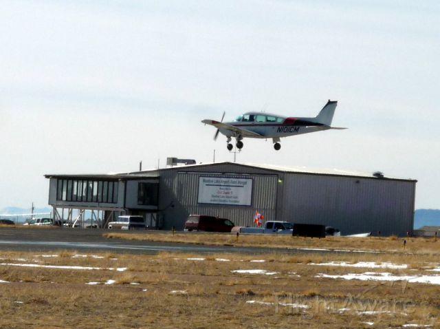Beechcraft Sundowner (N101CM)