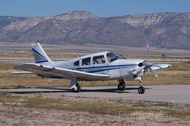Piper Cherokee Arrow (N191BC) - Our Arrow at the Manti-Ephiriam Airport open house 2020!br /br /Best viewed in full! br /br /Follow me on Instagram: @peaksaviationphoto