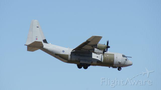 Lockheed C-130 Hercules — - Royal Air Force