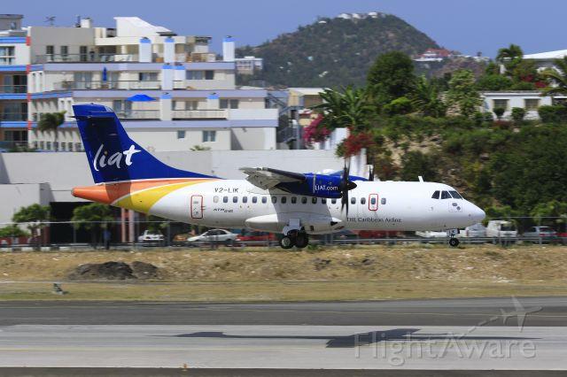 Aerospatiale ATR-42-600 (V2-LIK) - Liat V2-LIK