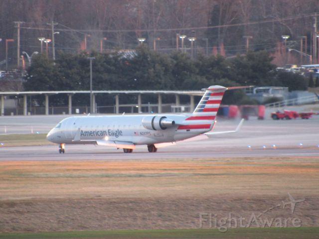 Canadair Regional Jet CRJ-200 (N237PS) - Arriving From PHL