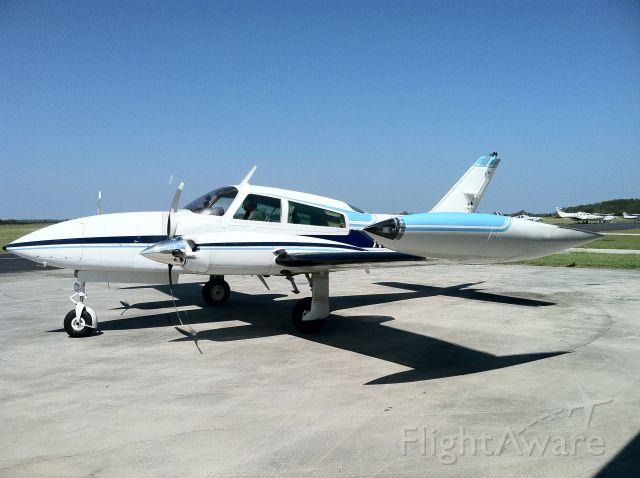 Cessna 310 (N87429) - Smoking Hot 310