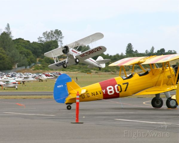 — — - Fathers day fly-in