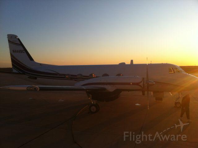 Grumman Gulfstream 1 (N444BC)