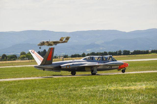F-AZPZ — - Fouga Magister CM-170