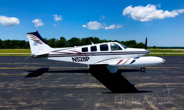Beechcraft Bonanza (36) Turbo (N528P)