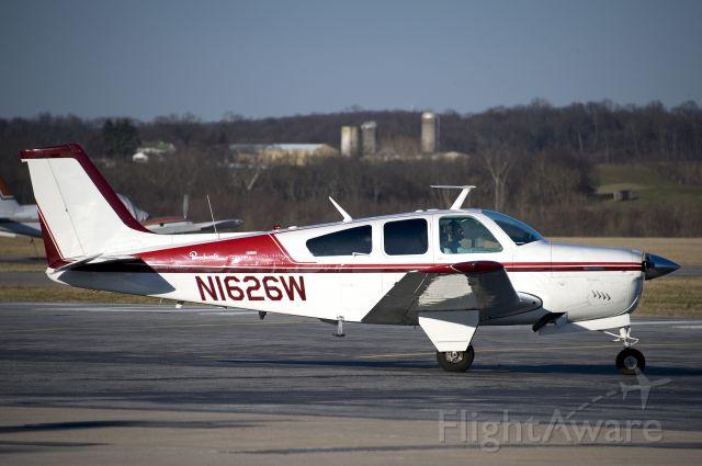Beechcraft Bonanza (33) (N1626W)