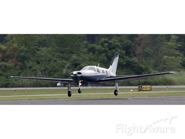 Piper Malibu Mirage (N389PC) - Take off RW26. Captain Matt Hinz.