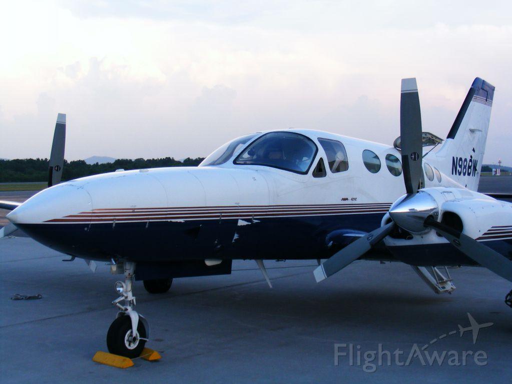 Cessna 421 (N98BW) - 1979 Cessna 421C