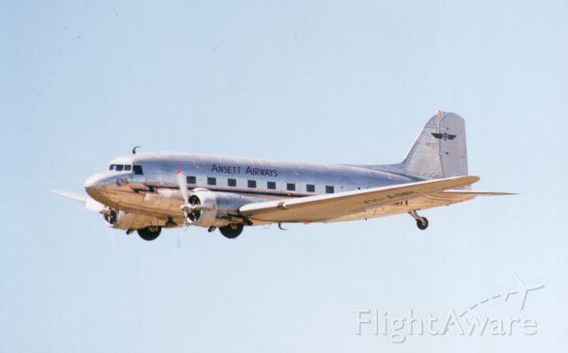 Douglas DC-3 (VH-ABR) - Douglas DC - 3