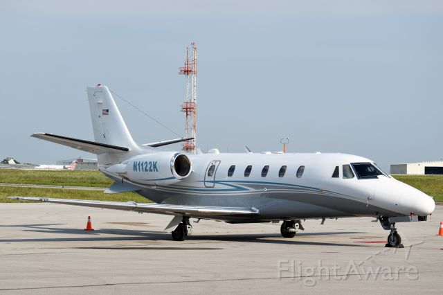 Cessna Citation Excel/XLS (N1122K)