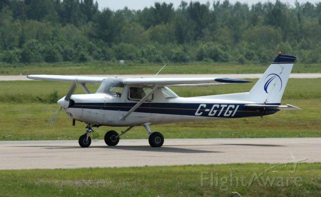 Cessna 152 (C-GTGI)