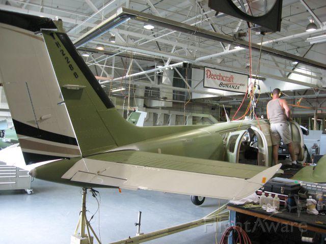 Beechcraft Baron (58) (N908J)