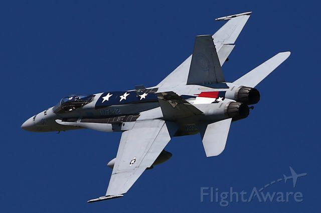 McDonnell Douglas FA-18 Hornet — - F/A-18 VMFA-112
