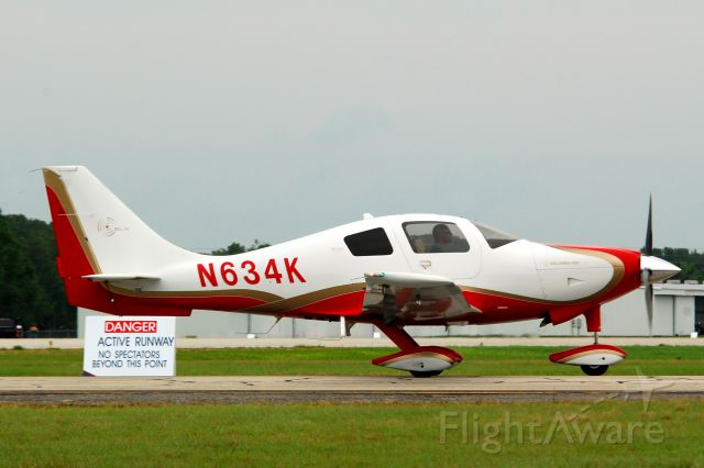 Cessna 350 (N634K) - 2013 Sun n Fun Parade of Planes