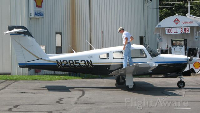 Piper Dakota / Pathfinder (N2853N) - At Sky Manor, NJ